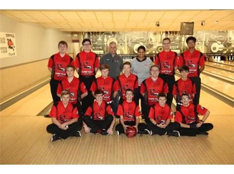 2018 Bowling Team