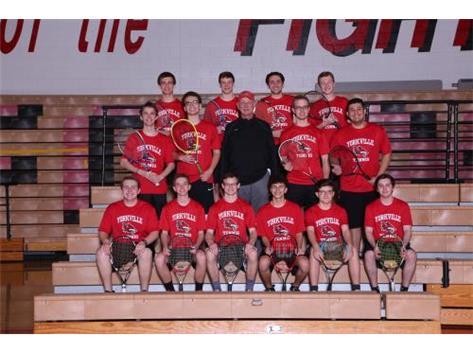 2019 Varsity Boys Tennis