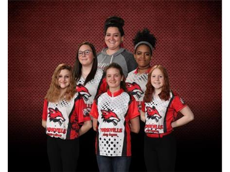 Varsity Girls Bowling