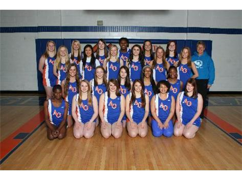 A-O 2014 Girls Track Team