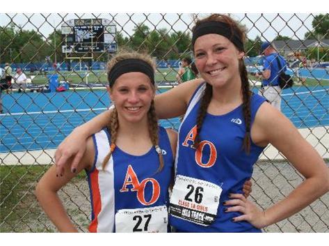 2014 IHSA Girls State Qualifiers