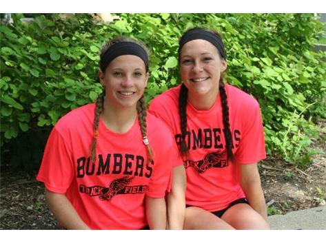 Maddie and Katlyn State Qualifiers
