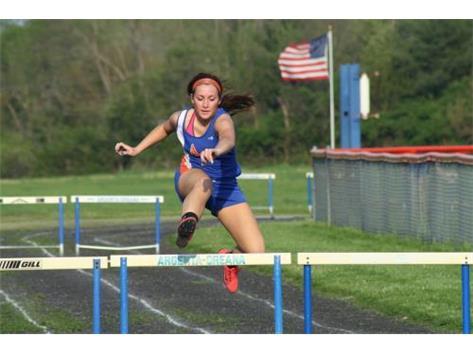 Kendall hurdling