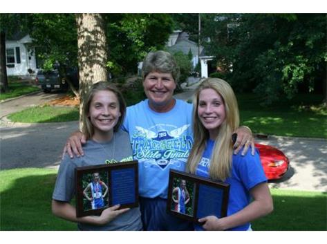 Maddie and Cassie awards