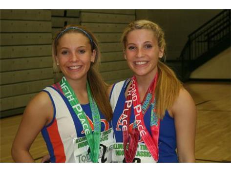 Indoor State Medalists