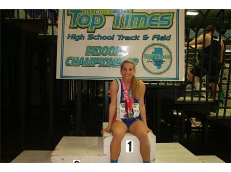 Illinois Top Times Medalist