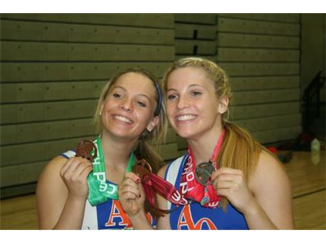 Twins and Medals