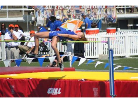 A Championship Jump