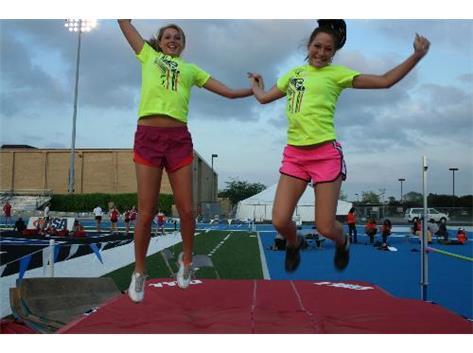 Jump High girls