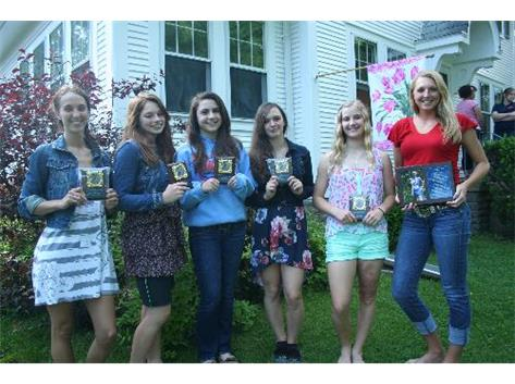 2013 Girls Track Award Winners