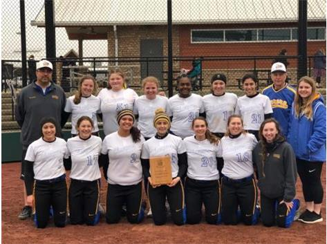 Varsity Chargers are 2018 Zaxby's Classic (Clarksville, TN) Silver Bracket Champs!