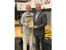 Coach Bobby Matz - Coaches Leadership Award