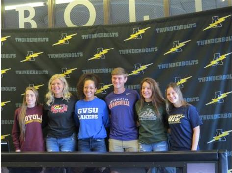 Fall 2018 College Signing Day