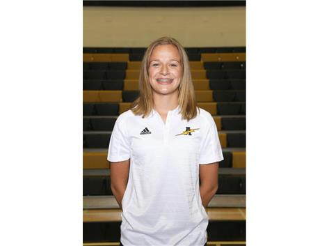 Julia Bockstahler - Girls Golf September 2018 Athlete of the Month