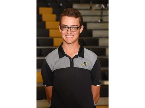 Billy Nagel - Boys Golf October 2018 Athlete of the Month