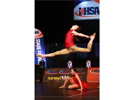 Nathan Mattix - Jan. 2020 Athlete of the Month: Competitive Dance