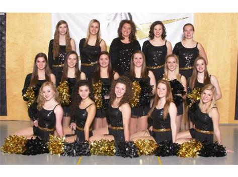 Varsity Competitive Dance 12-13