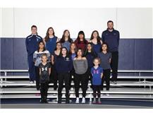 Freshmen Girls Gymnastics