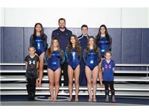 Varsity Girls Gymnastics