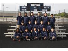 Boys Cross Country Team Picture 21-22