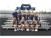 Girls Tennis V Team Picture 21-22