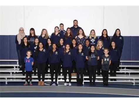 JV Girls Gymnastics