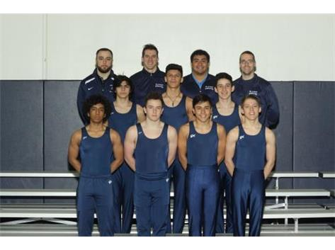 Varsity Boys Gymnastics