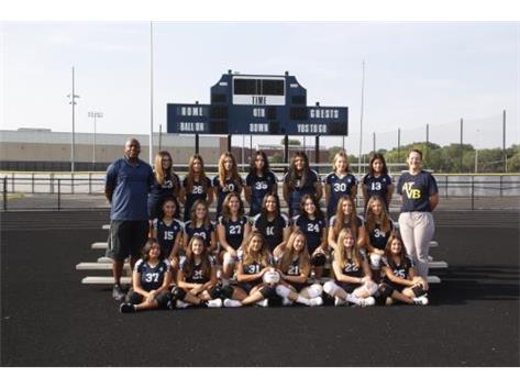 Girls Volleyball Freshman Team Picture 21-22