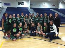2015 Girls Basketball Regional Champs