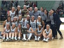 2016 Girls Basketball Valley Division  Champions