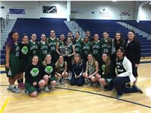 2016 Girls Basketball Regional  Champions