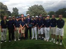 UEC Champs 2016 B.Golf Varsity & F/S