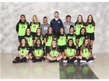 Girls Freshman Soccer 2016-2017