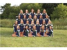 Fall Sideline Varsity Cheerleading(17-18)