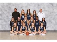 Girls Basketball Varsity 2017-2018