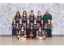 Girls Basketball Sophomore 2017-2018