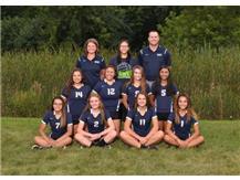 Sophomore Girls Volleyball 2018-2019