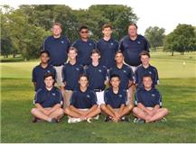 Varsity Boys Golf Team 2018-2019