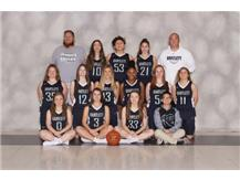 Girls Basketball, Varsity 2018-2019