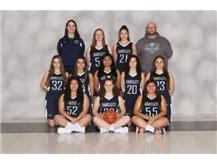 Girls Basketball, Sophomore 2018-2019