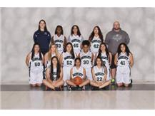 Girls Basketball, Freshman 2018-2019