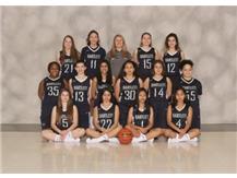 Freshman Girls Basketball 2019-2020