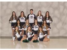 JV Competitive Cheer 2019-2020