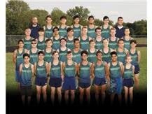 Boys Cross Country Team 2020-2021