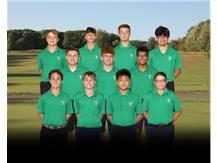 Boys Golf JV Team 2021-2022