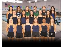 Girls Swimming Varsity Team 2021-2022