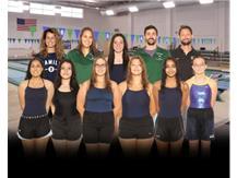 Girls Swimming JV Team 2021-2022