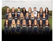 Cheerleading Varsity Team 2021-2022