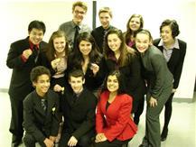 Speech Regional Finalists