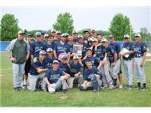 Congratulations to the Baseball Team, 2012 IHSA Regional Champs